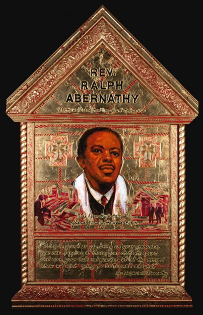Rev. Ralph Abernathy