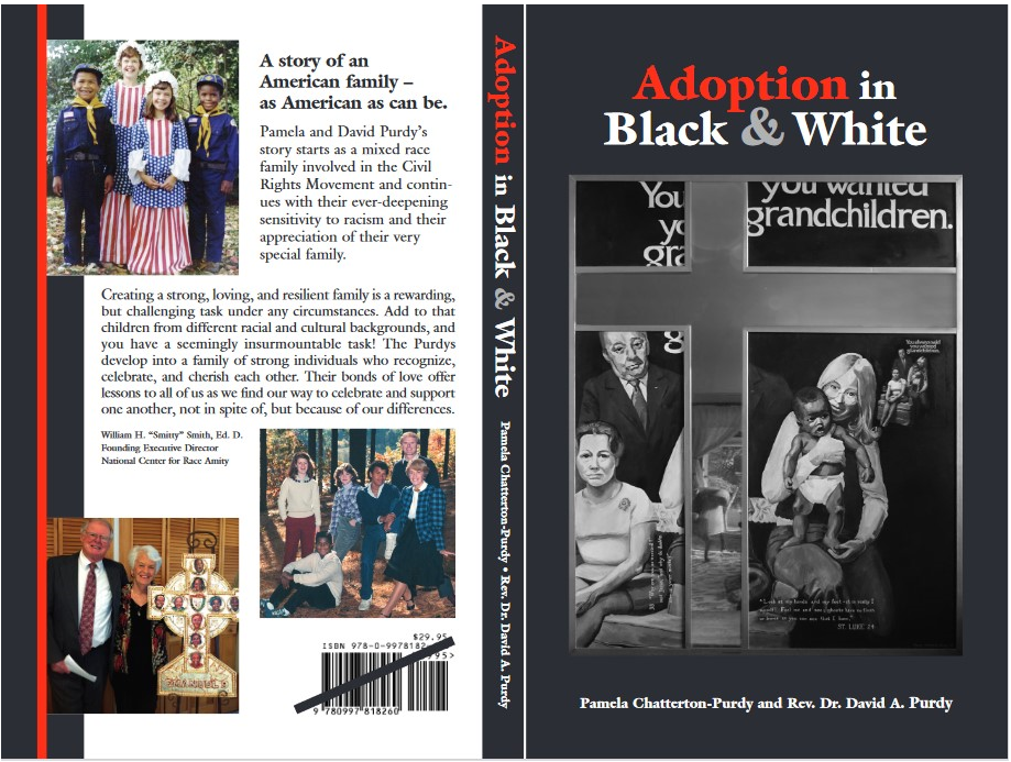Chatterton Purdy Adoption in Black and White