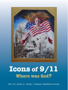 Chatterton-Purdy Art Icons of 9/11 Where Was God?